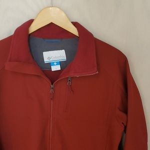 Columbia Soft Shell Jacket M